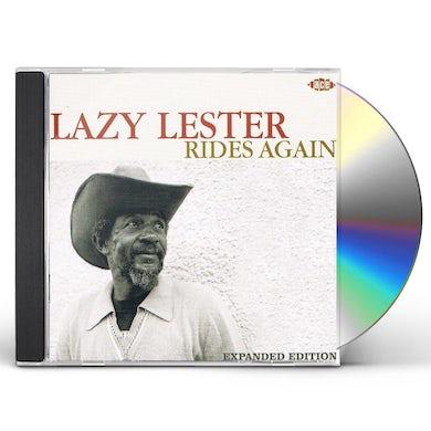 Lazy Lester RIDES AGAIN CD