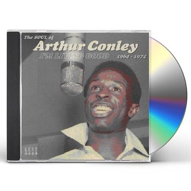 Arthur Conley IM LIVING GOOD 1964-1974 CD