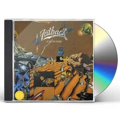 Fatback Band IS THIS IS THE FUTURE CD