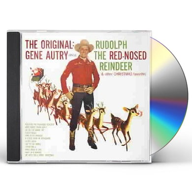 Gene Autry RUDOLPH THE RED-NOSED REINDEER CD