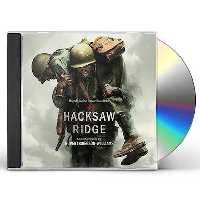 Rupert Gregson-Williams HACKSAW RIDGE CD