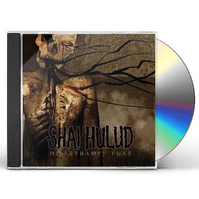 Shai Hulud MISANTHROPY PURE CD