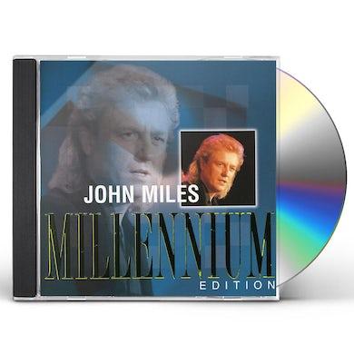 John Miles MILLENNIUM EDITION CD