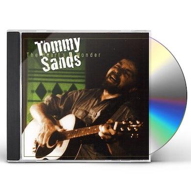 Tommy Sands HEART'S A WONDER CD