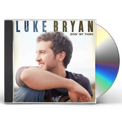 Luke Bryan Doin' My Thing CD