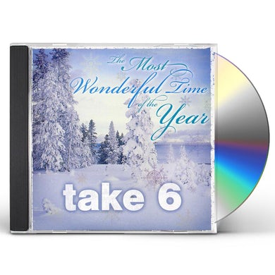 Take 6 MOST WONDERFUL TIME OF THE YEAR CD