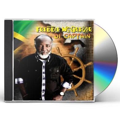 Freddie Mcgregor DI CAPTAIN CD