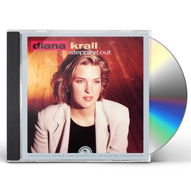 Diana Krall STEPPING OUT (JUSTIN TIME ESSENTIALS COLLECTION) CD