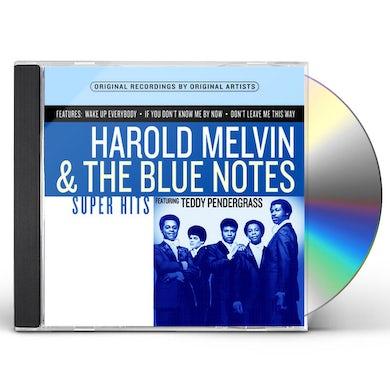 Harold Melvin & Blue Notes SUPER HITS CD