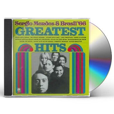 Sergio Mendes & Brasil '66 Greatest Hits CD