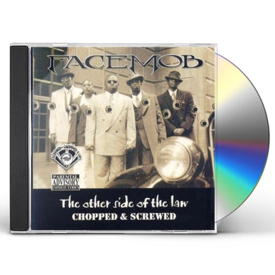 Facemob OTHER SIDE OF THE LAW CD