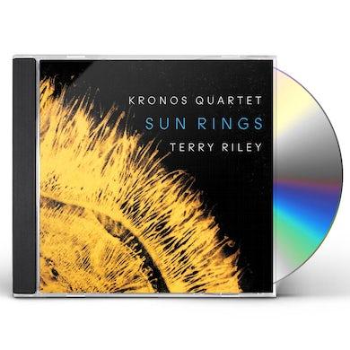 Kronos Quartet TERRY RILEY: SUN RINGS CD