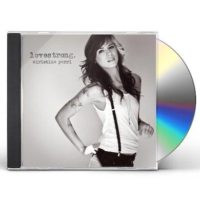 Christina Perri LOVESTRONG-DELUXE CD