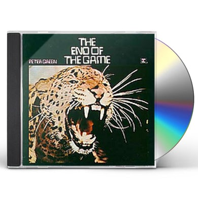Peter Green END OF THE GAME CD