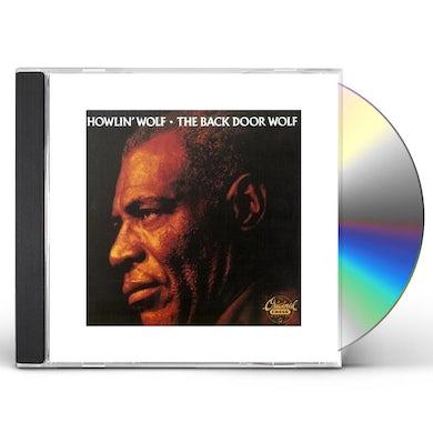 Howlin' Wolf BACK DOOR WOLF CD