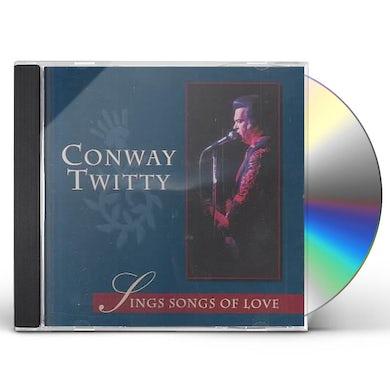 Conway Twitty Sings Songs of Love CD