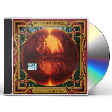 Heroes Del Silencio ESPIRITU DEL VINO CD