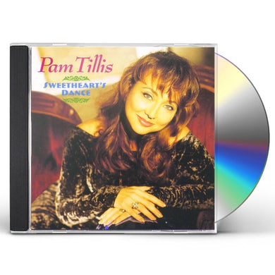 Pam Tillis SWEETHEART'S DANCE CD