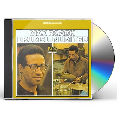 Max Roach DRUMS UNLIMITED CD