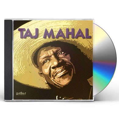 SONGS FOR THE YOUNG AT HEART: TAJ MAHAL CD