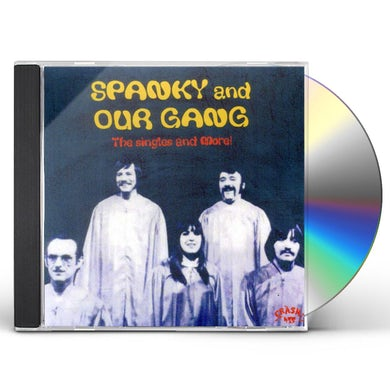 Spanky & Our Gang SINGLES & MORE CD
