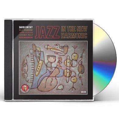 JAZZ IN THE NEW HARMONIC CD