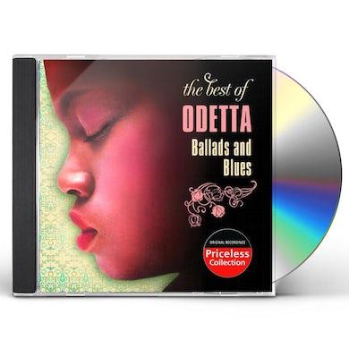 Odetta BEST OF CD