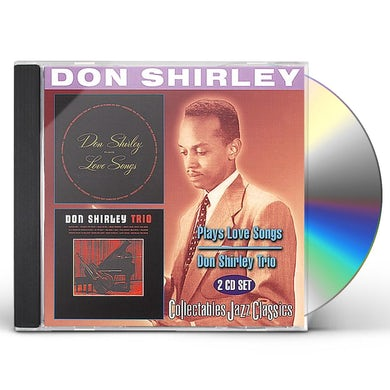Don Shirley PLAYS LOVE SONGS / TRIO CD