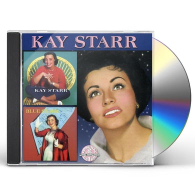 Kay Starr ONE: THE ONLY & BLUE STARR CD