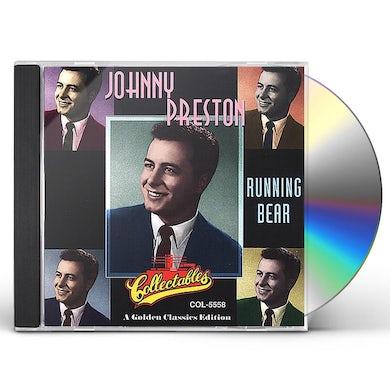 Johnny Preston RUNNING BEAR CD