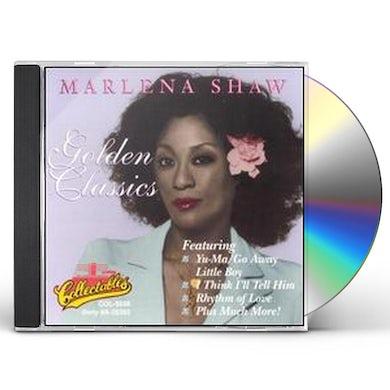 Marlena Shaw GOLDEN CLASSICS CD