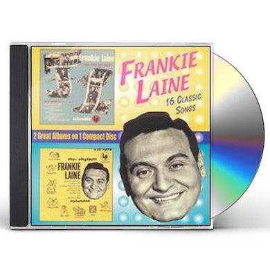 Frankie Laine ONE FOR MY BABY / MR. RHYTHM CD