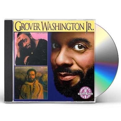 Grover Washington Jr INSIDE MOVES CD