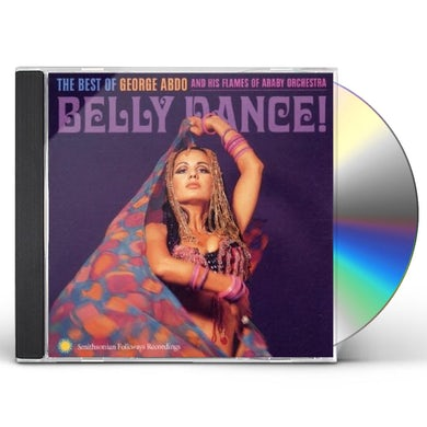 BELLY DANCE: BEST OF GEORGE ABDO & HIS FLAMES OF CD