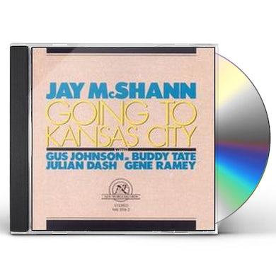 Jay McShann GOING TO KANSAS CITY CD