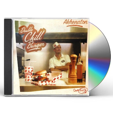 AKHENATON DOUBCHILL BURGER - QUALITY BEST OF CD