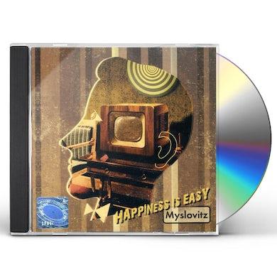 Myslovitz HAPPINES IS EASY CD
