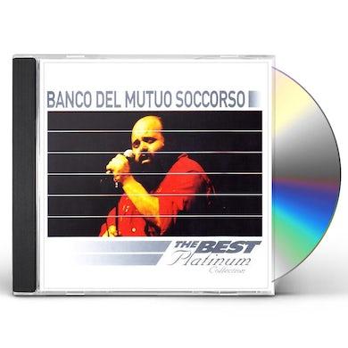 Banco Del Mutuo Soccorso BEST OF PLATINUM CD