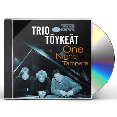 ONE NIGHT IN TAMPERE CD