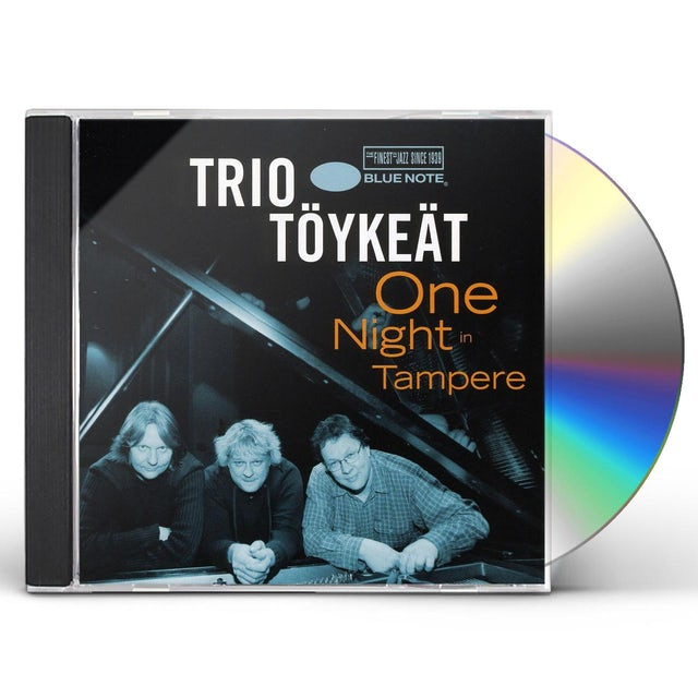 Trio Toykeat ONE NIGHT IN TAMPERE CD
