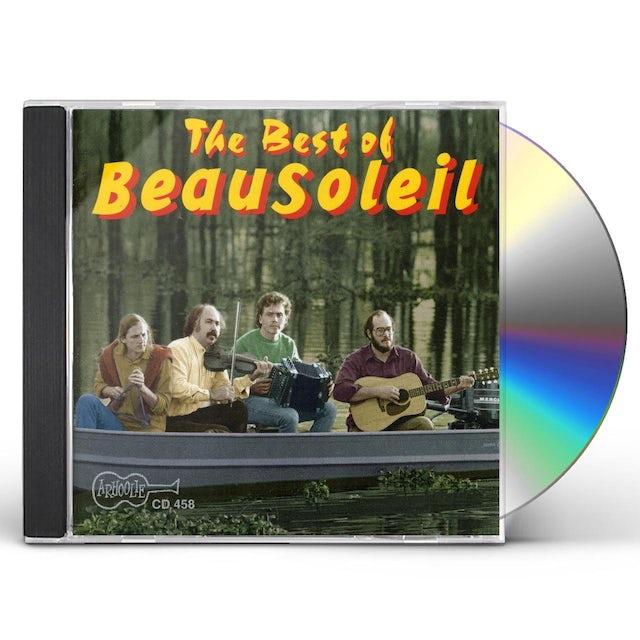 THE BEST OF BEAUSOLEIL CD