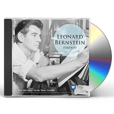 LEONARD BERNSTEIN: PORTRAIT CD