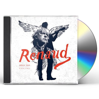 Renaud PHENIX TOUR LIVE CD