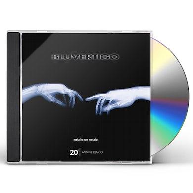 Bluvertigo METALLO NON METALLO: 20TH ANNIVERSARY CD