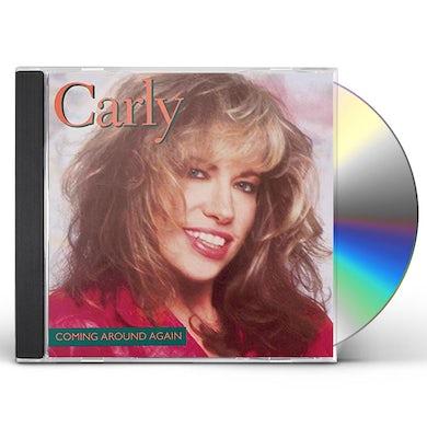 Carly Simon COMING AROUND AGAIN CD