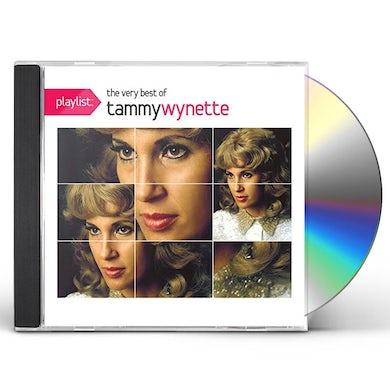 PLAYLIST: VERY BEST OF TAMMY WYNETTE CD