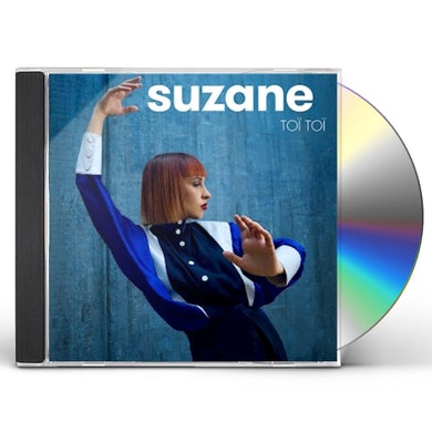 Suzane TOI TOI CD