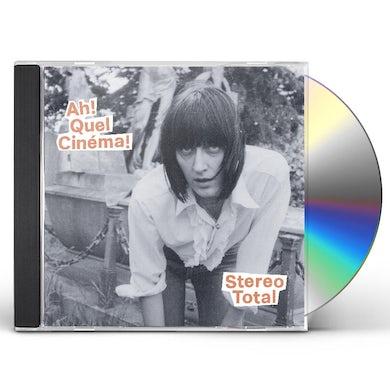 Stereo Total AH QUEL CINEMA CD
