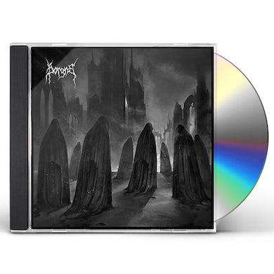 Borgne REGNE DES MORTS CD