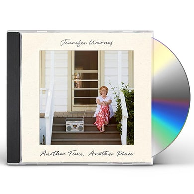 Jennifer Warnes ANOTHER TIME ANOTHER PLACE CD